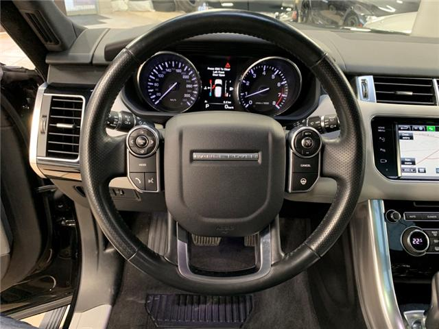 2015 Land Rover Range Rover Sport  (Stk: AP1819) in Vaughan - Image 19 of 24