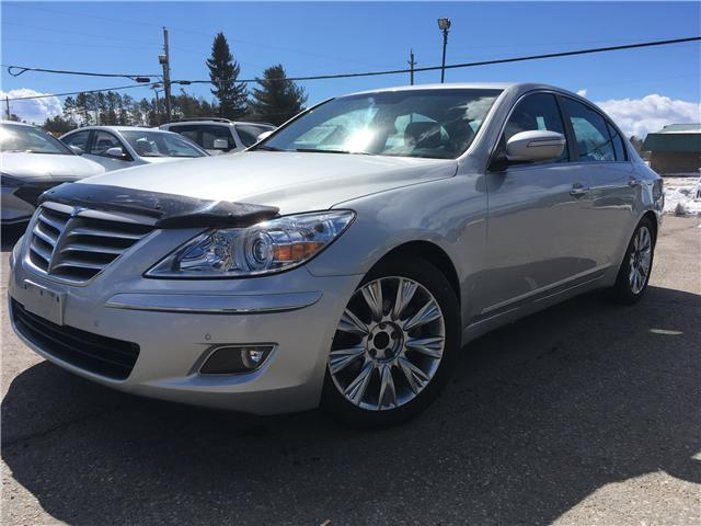 2011 Hyundai Genesis 3.8 Technology (Stk: 19118A) in Pembroke - Image 1 of 25