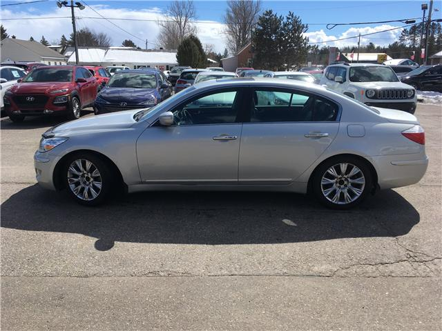 2011 Hyundai Genesis 3.8 Technology (Stk: 19118A) in Pembroke - Image 2 of 25