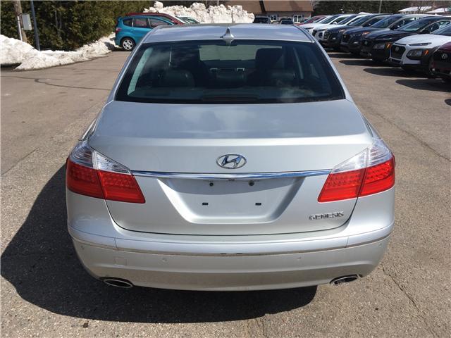 2011 Hyundai Genesis 3.8 Premium (Stk: 19118A) in Pembroke - Image 4 of 25
