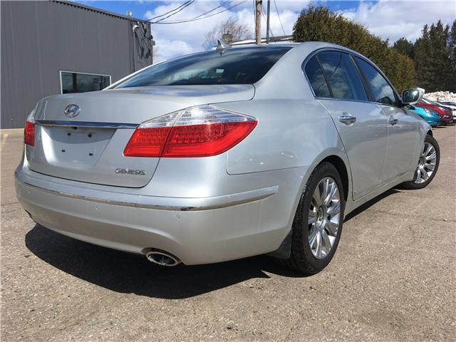 2011 Hyundai Genesis 3.8 Premium (Stk: 19118A) in Pembroke - Image 5 of 25