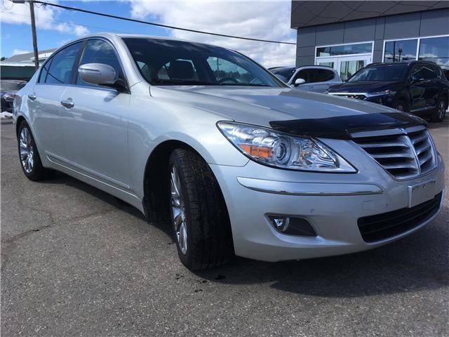 2011 Hyundai Genesis 3.8 Premium (Stk: 19118A) in Pembroke - Image 7 of 25
