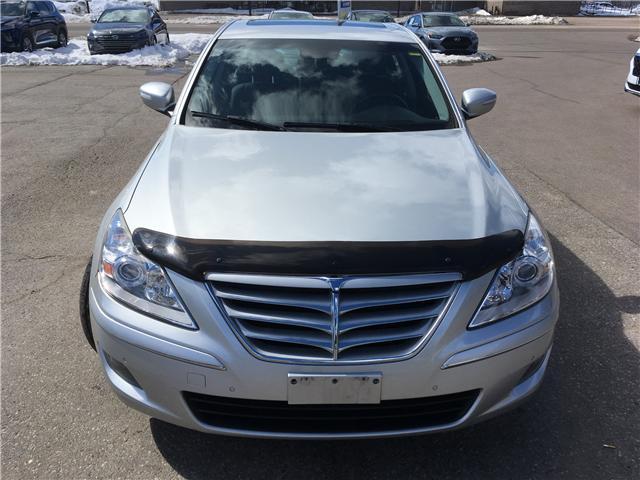 2011 Hyundai Genesis 3.8 Premium (Stk: 19118A) in Pembroke - Image 8 of 25