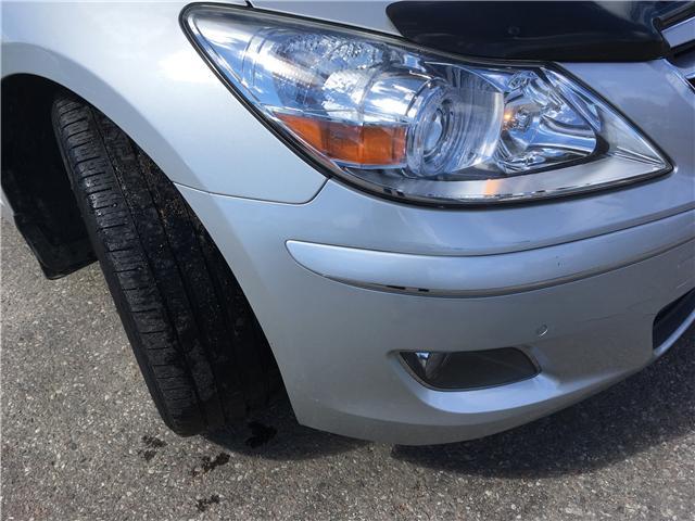 2011 Hyundai Genesis 3.8 Premium (Stk: 19118A) in Pembroke - Image 9 of 25