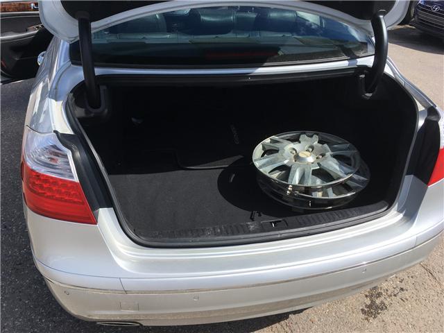 2011 Hyundai Genesis 3.8 Premium (Stk: 19118A) in Pembroke - Image 11 of 25