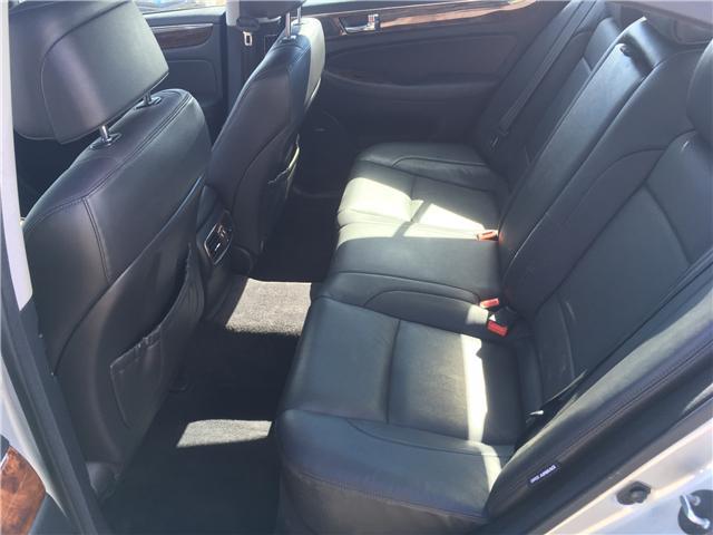 2011 Hyundai Genesis 3.8 Premium (Stk: 19118A) in Pembroke - Image 12 of 25
