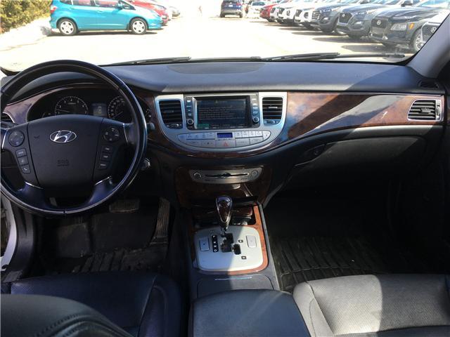 2011 Hyundai Genesis 3.8 Premium (Stk: 19118A) in Pembroke - Image 13 of 25