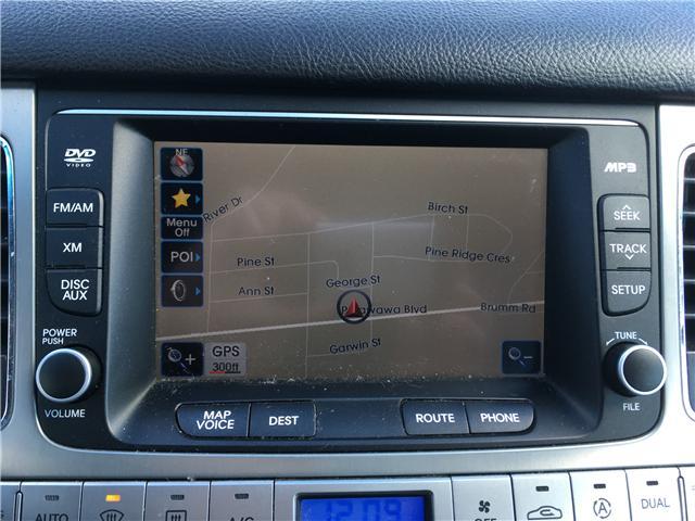 2011 Hyundai Genesis 3.8 Premium (Stk: 19118A) in Pembroke - Image 22 of 25