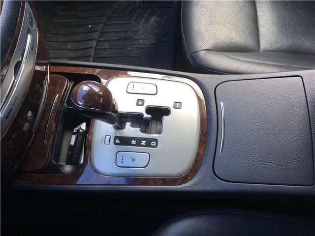 2011 Hyundai Genesis 3.8 Premium (Stk: 19118A) in Pembroke - Image 24 of 25