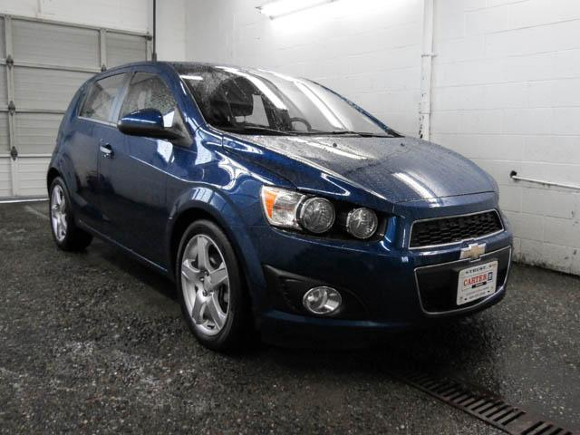2013 Chevrolet Sonic LTZ Auto (Stk: 89-84851) in Burnaby - Image 2 of 23
