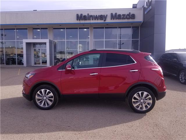 2019 Buick Encore Preferred (Stk: P1549) in Saskatoon - Image 1 of 26