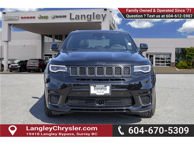 2018 Jeep Grand Cherokee Trackhawk (Stk: J278944) in Surrey - Image 2 of 29