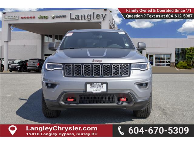 2019 Jeep Grand Cherokee Trailhawk (Stk: K542508) in Surrey - Image 2 of 28