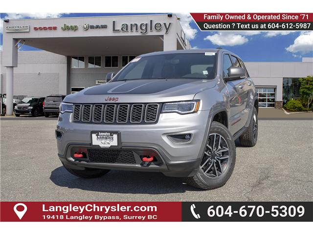 2019 Jeep Grand Cherokee Trailhawk (Stk: K542508) in Surrey - Image 3 of 28