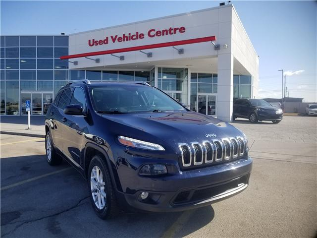 2015 Jeep Cherokee North (Stk: 2190171A) in Calgary - Image 1 of 25