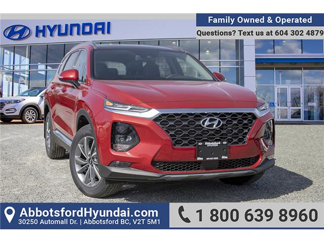 2019 Hyundai Santa Fe Preferred 2.0 (Stk: KF090602) in Abbotsford - Image 1 of 30