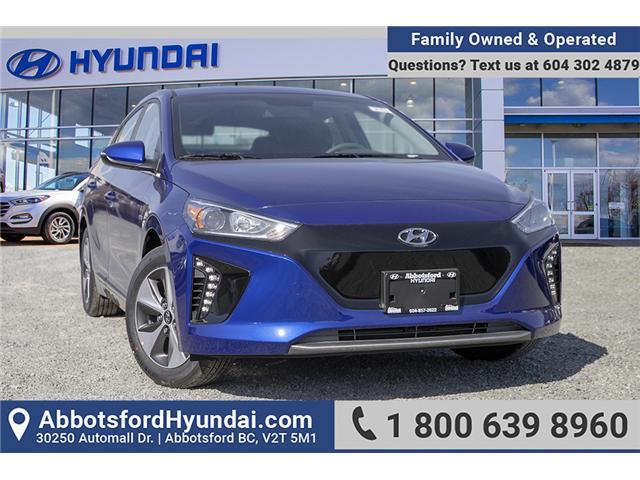 2019 Hyundai Ioniq EV Preferred (Stk: KI041536) in Abbotsford - Image 1 of 29