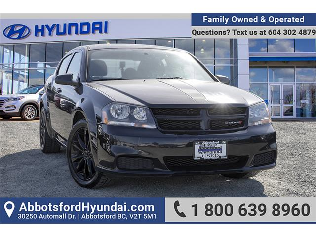 2013 Dodge Avenger Base (Stk: KT894283AA) in Abbotsford - Image 1 of 24