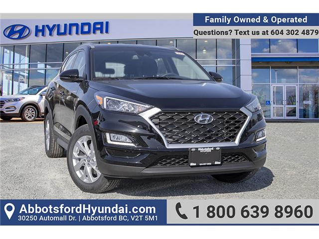 2019 Hyundai Tucson Preferred (Stk: KT968467) in Abbotsford - Image 1 of 27