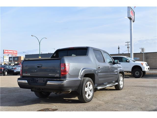 2011 Honda Ridgeline EX-L (Stk: pp415) in Saskatoon - Image 5 of 22