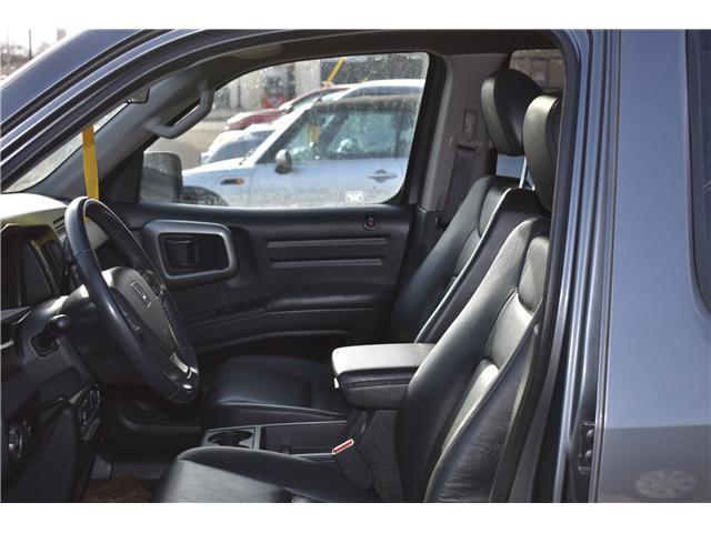 2011 Honda Ridgeline EX-L (Stk: pp415) in Saskatoon - Image 14 of 22
