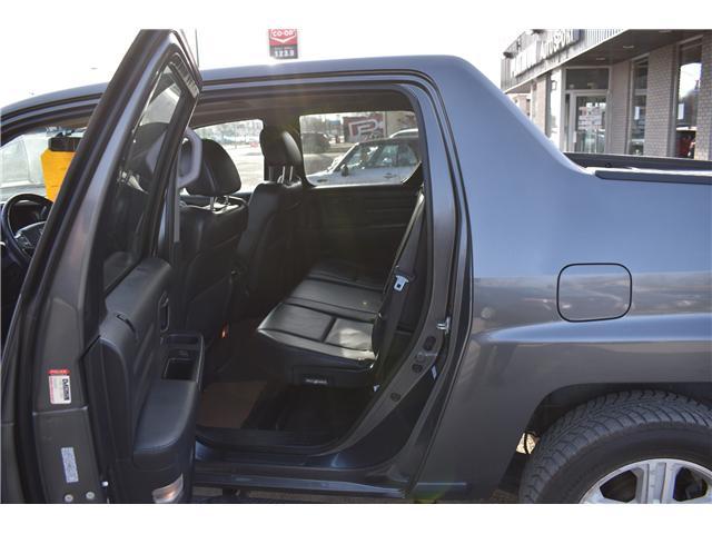 2011 Honda Ridgeline EX-L (Stk: pp415) in Saskatoon - Image 17 of 22