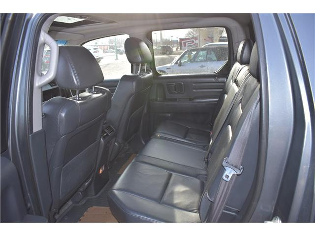 2011 Honda Ridgeline EX-L (Stk: pp415) in Saskatoon - Image 18 of 22