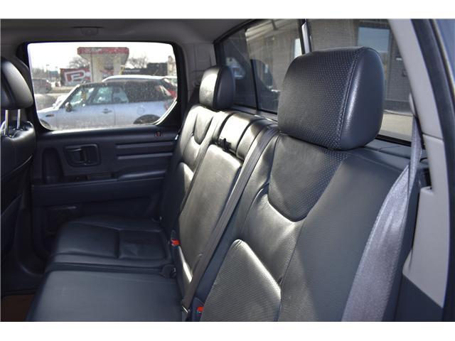 2011 Honda Ridgeline EX-L (Stk: pp415) in Saskatoon - Image 19 of 22
