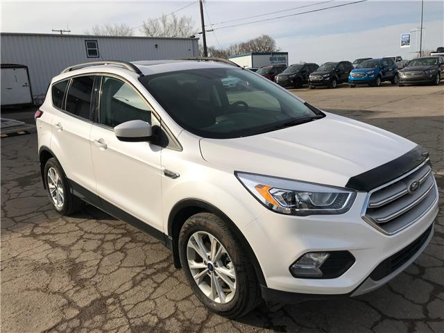 2018 Ford Escape SEL (Stk: 9U009) in Wilkie - Image 1 of 21