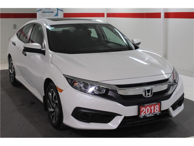 2018 Honda Civic EX (Stk: 297774S) in Markham - Image 2 of 25