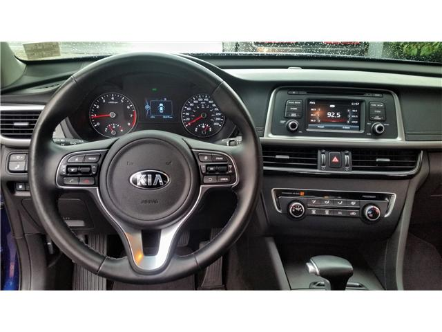 2018 Kia Optima LX+ (Stk: G0152) in Abbotsford - Image 10 of 18