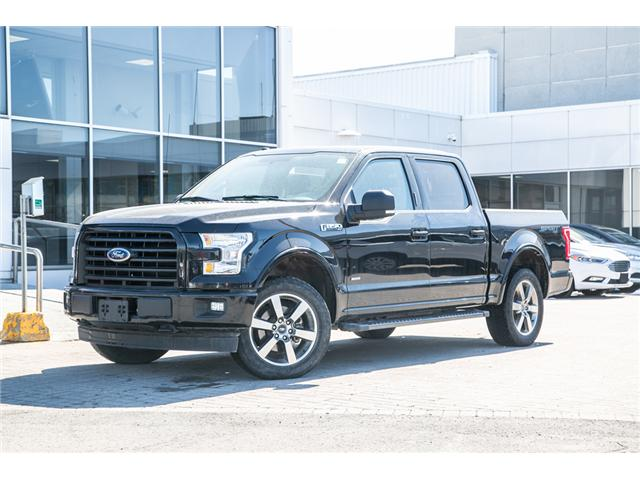 2017 Ford F-150 XLT NAV-LEATHER-POWER ROOF AWD (Stk: 1912141) in Ottawa - Image 1 of 29