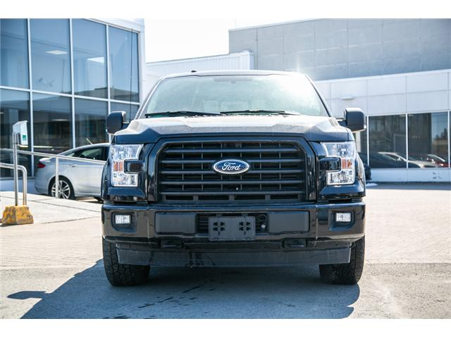 2017 Ford F-150 XLT NAV-LEATHER-POWER ROOF AWD (Stk: 1912141) in Ottawa - Image 2 of 29