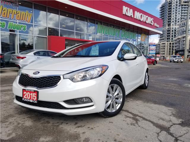 2015 Kia Forte 1.8L LX (Stk: 6814B) in Richmond Hill - Image 3 of 34