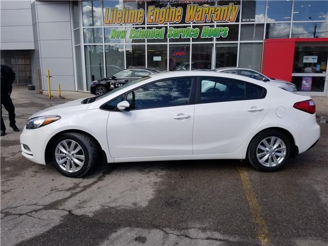 2015 Kia Forte 1.8L LX (Stk: 6814B) in Richmond Hill - Image 4 of 34