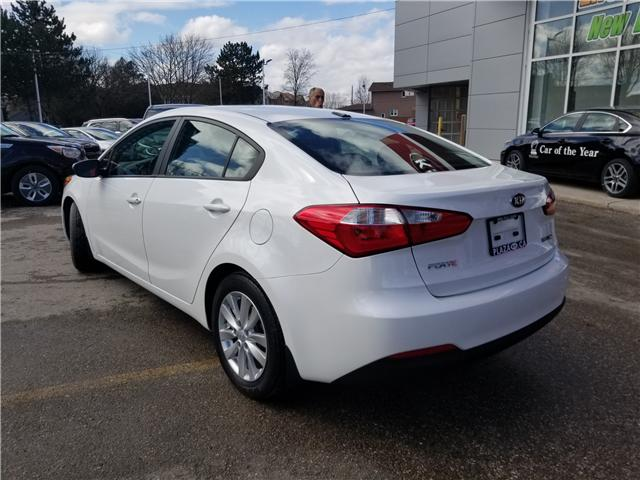 2015 Kia Forte 1.8L LX (Stk: 6814B) in Richmond Hill - Image 5 of 34