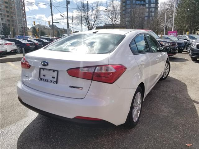 2015 Kia Forte 1.8L LX (Stk: 6814B) in Richmond Hill - Image 7 of 34