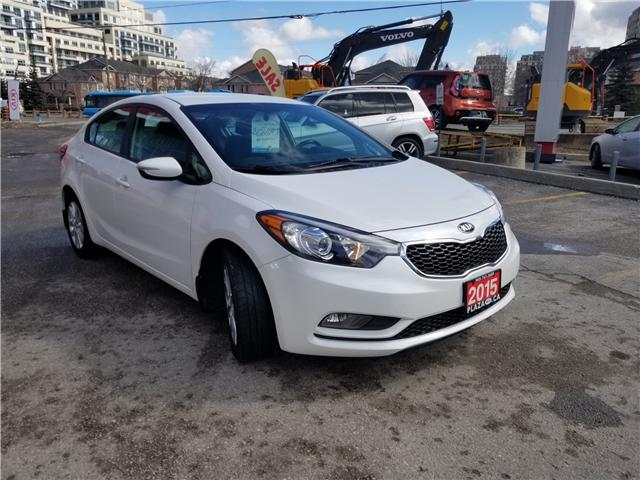 2015 Kia Forte 1.8L LX (Stk: 6814B) in Richmond Hill - Image 9 of 34