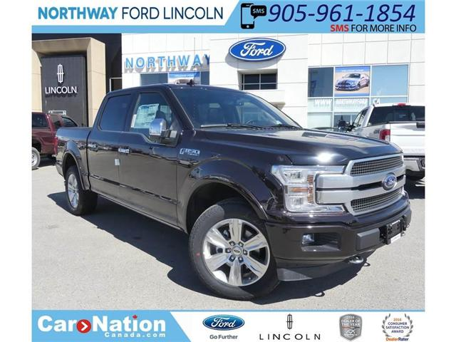 2019 Ford F-150 - (Stk: F1921762) in Brantford - Image 1 of 31