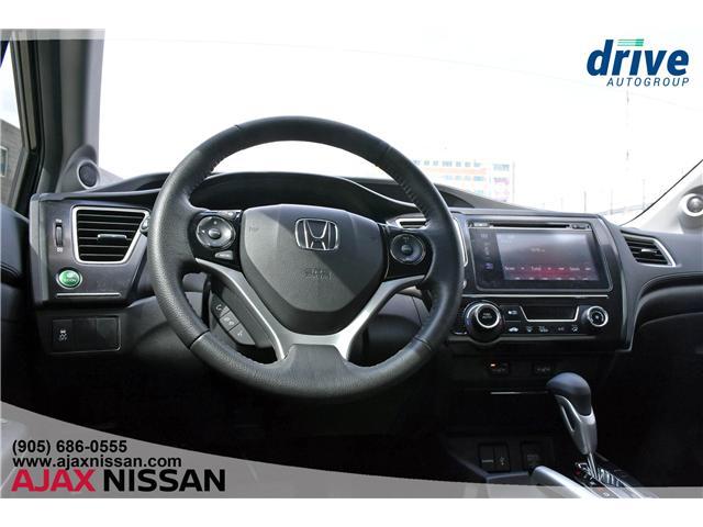 2015 Honda Civic EX (Stk: U364A) in Ajax - Image 2 of 31