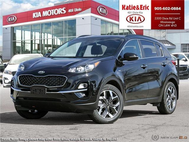 2020 Kia Sportage EX (Stk: ST20004) in Mississauga - Image 1 of 23