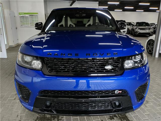 2017 Land Rover Range Rover Sport  (Stk: 4770) in Oakville - Image 2 of 24
