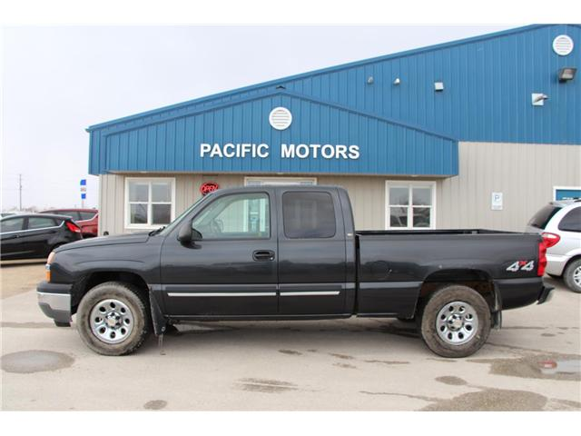 2005 Chevrolet Silverado 1500  (Stk: P9011) in Headingley - Image 1 of 13
