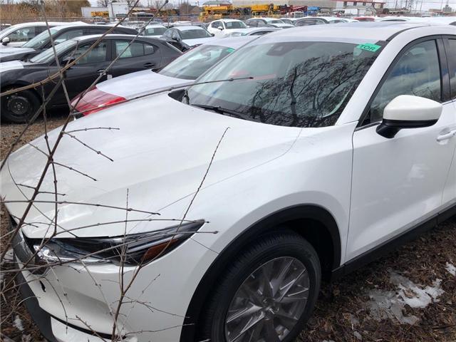 2019 Mazda CX-5 GT w/Turbo (Stk: 81720) in Toronto - Image 1 of 5