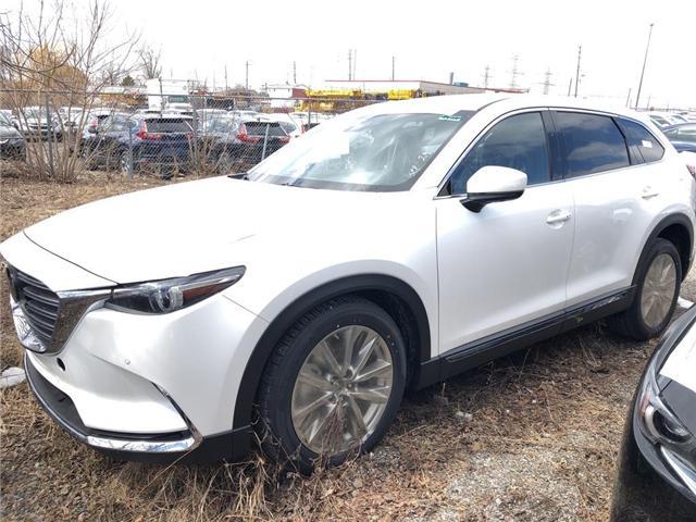 2019 Mazda CX-9 GT (Stk: 81145) in Toronto - Image 1 of 5