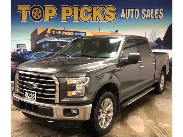 2016 Ford F-150 XLT (Stk: d05990) in NORTH BAY - Image 1 of 28