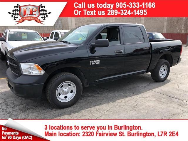 2017 RAM 1500 ST (Stk: 46315) in Burlington - Image 1 of 16