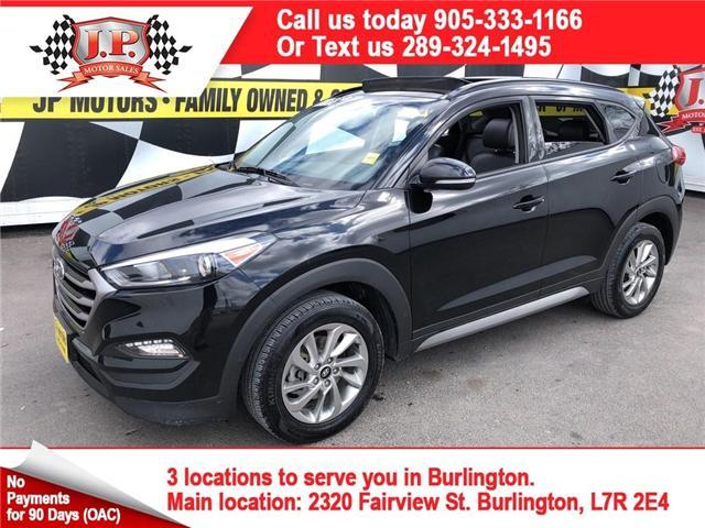 2017 Hyundai Tucson Premium (Stk: 46439r) in Burlington - Image 1 of 26