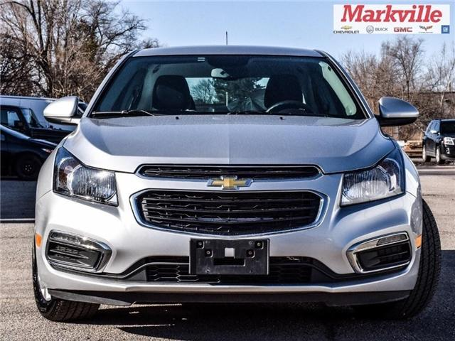 2015 Chevrolet Cruze LT-GM CERTIFIED PRE-OWNED-1 OWNER (Stk: 776271A) in Markham - Image 2 of 25