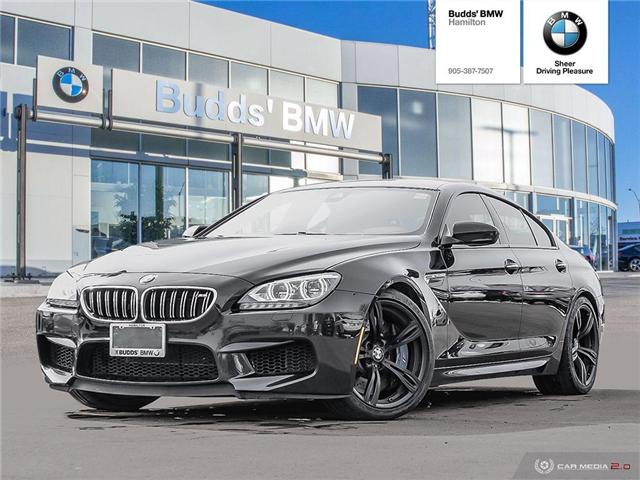 2015 BMW M6 Gran Coupe Base (Stk: B89718A) in Hamilton - Image 1 of 27